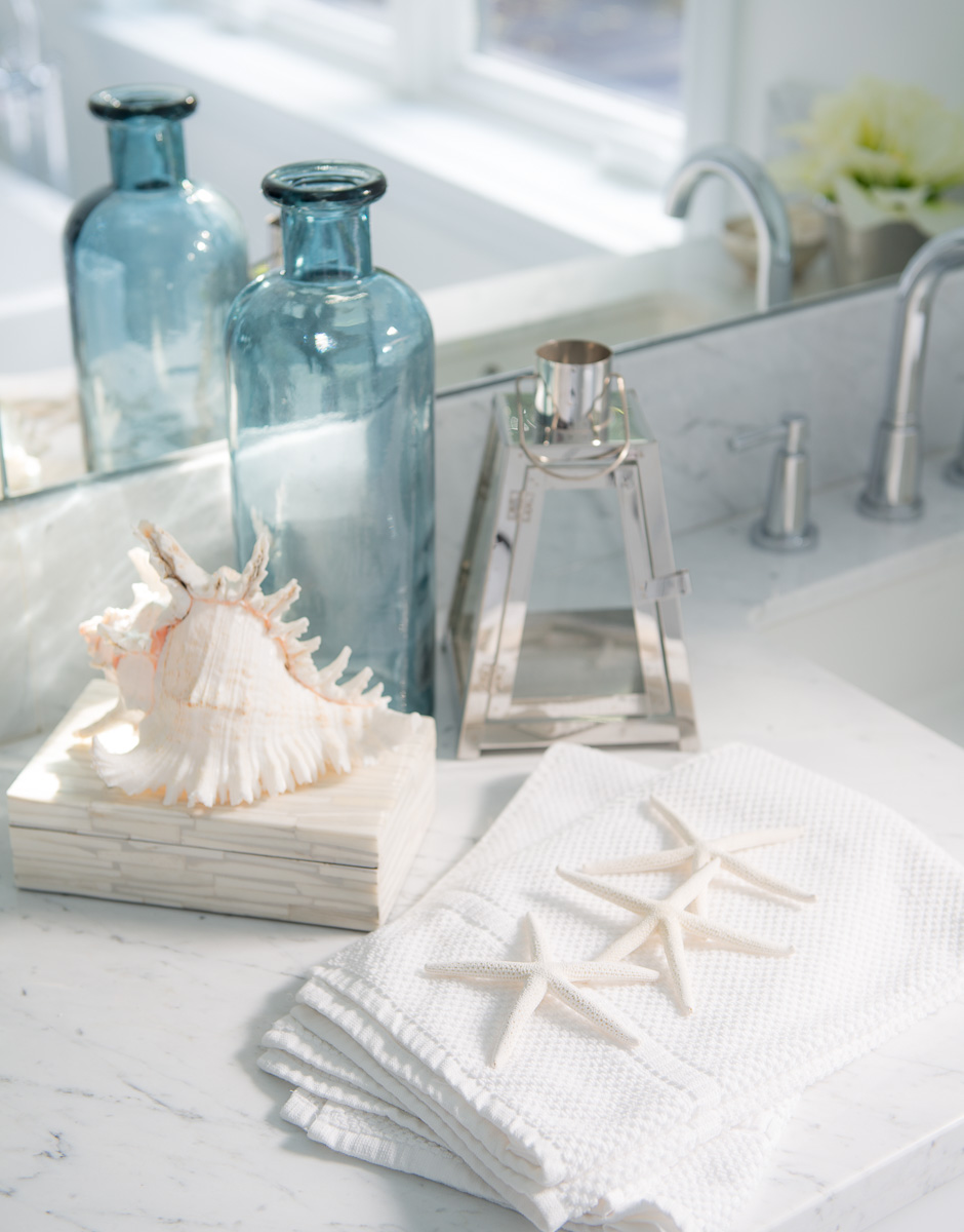 Renovated Home Staging - Accessories