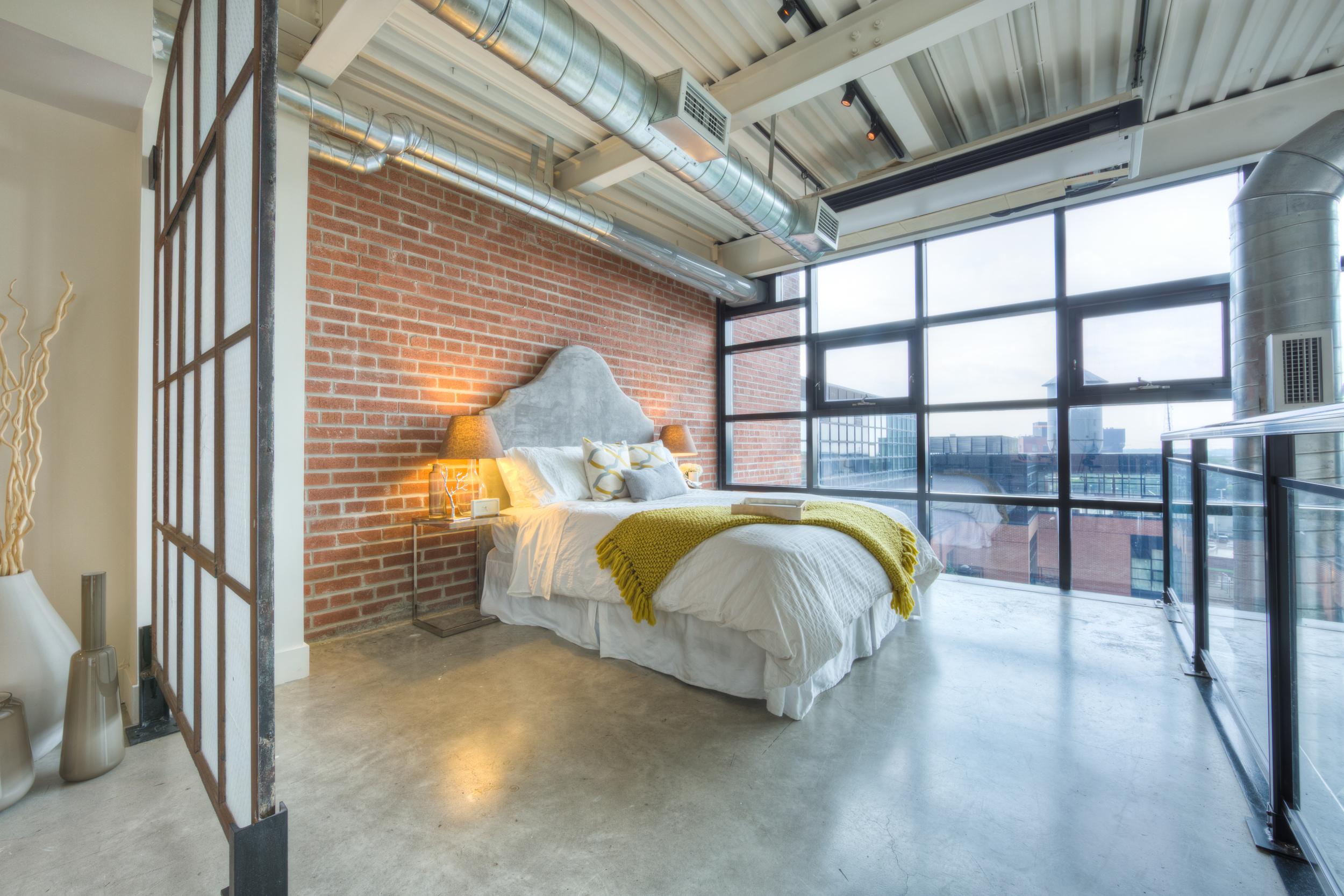 Loft Staging for sale - Bedroom