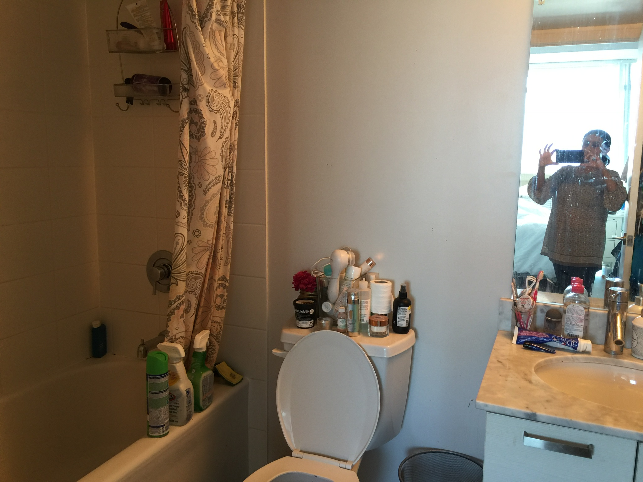 Condo Staging: Before
