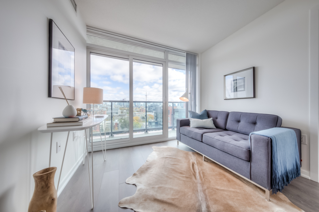 Condo Staging: AFTER