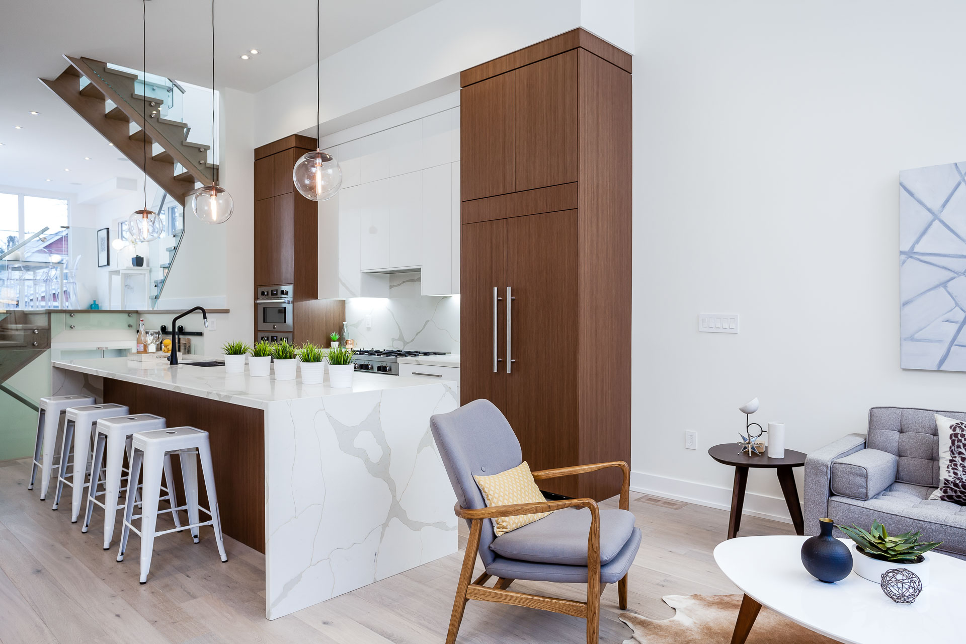 New Home Staging