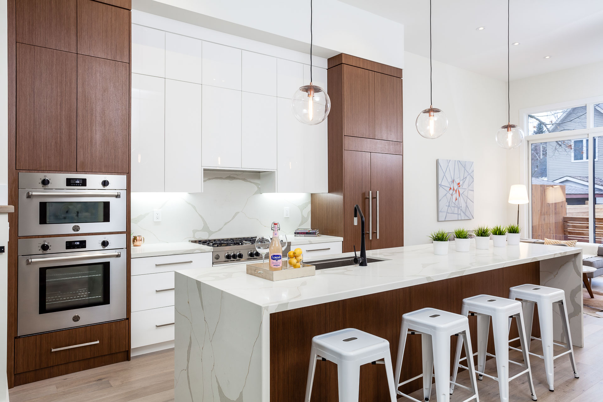 New Home Staging Kitchen