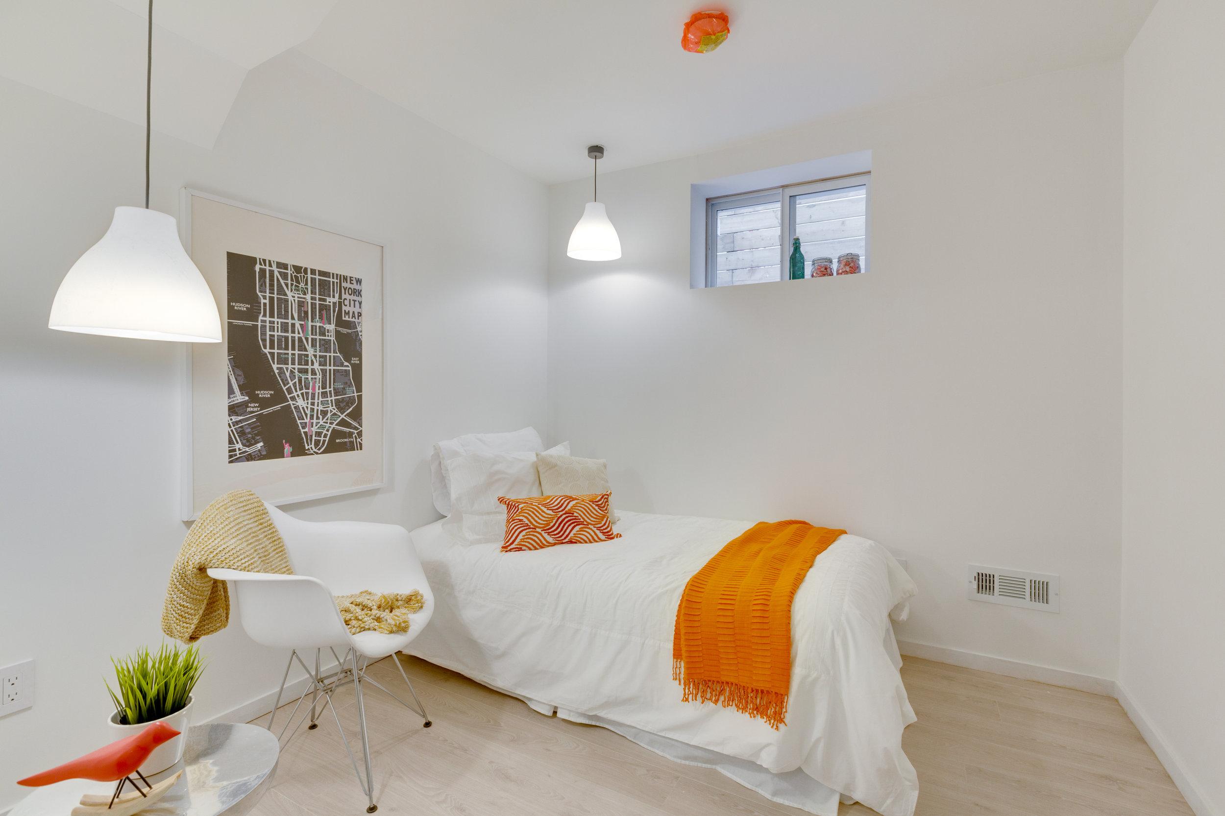 Bedroom - Toronto Home Staging