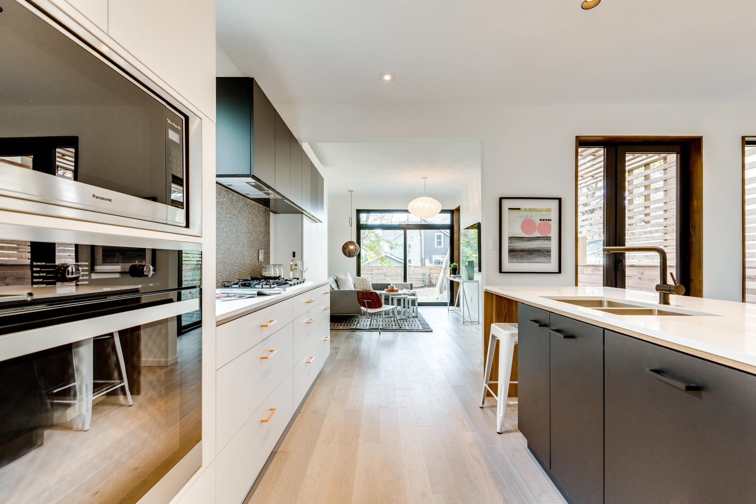 Kitchen - Toronto Home Staging