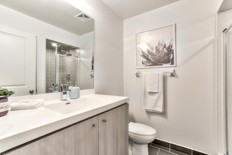 Bathroom - Condo Real Estate Staging