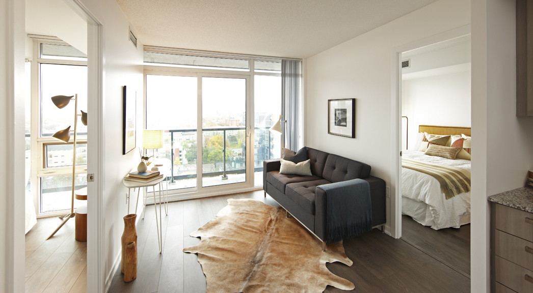 Condo Staging - After