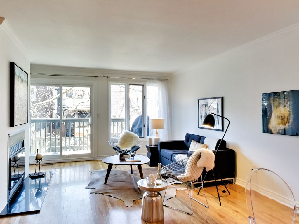 Partial Home Staging - West Avenue