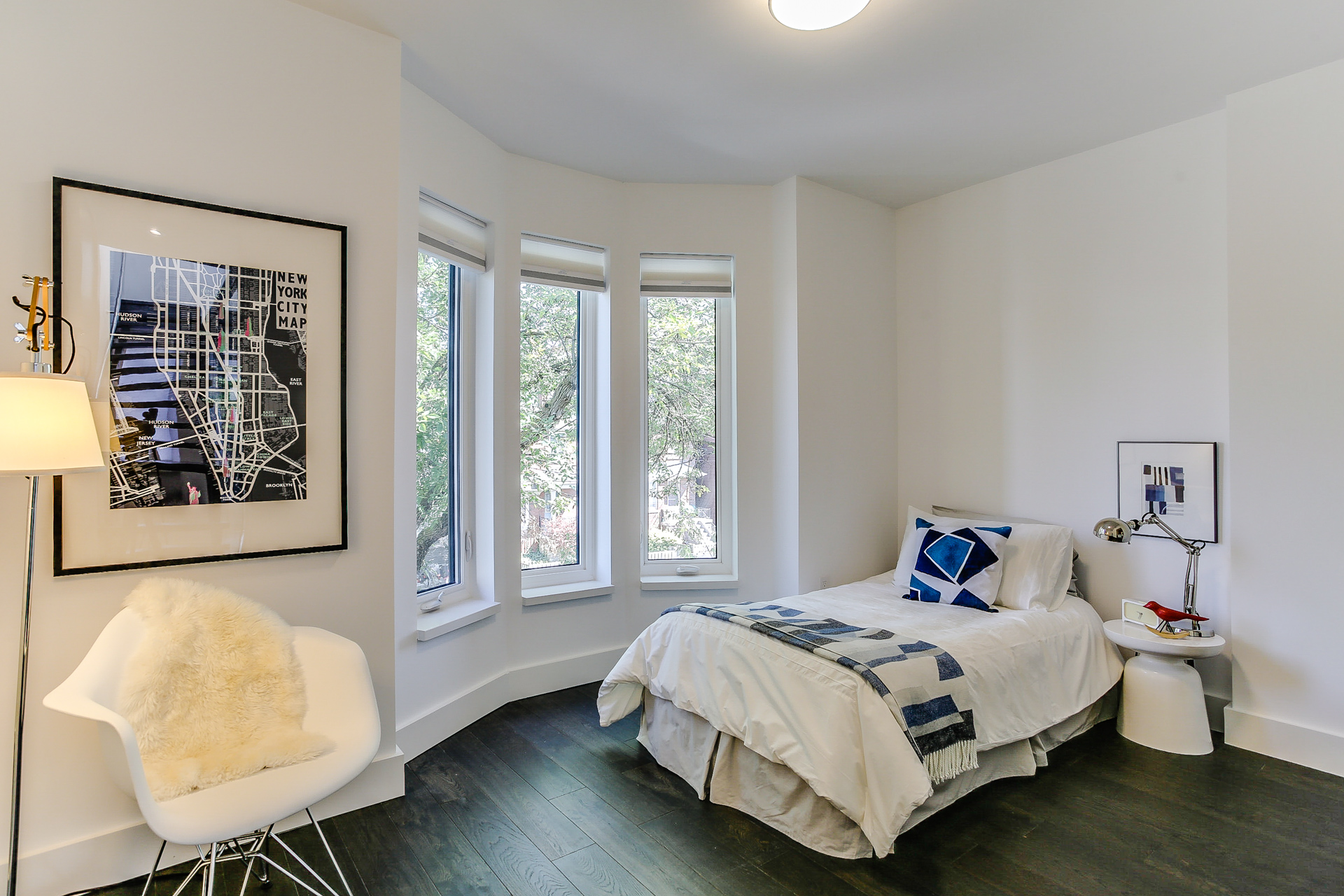 New Home Staging - Child's Room