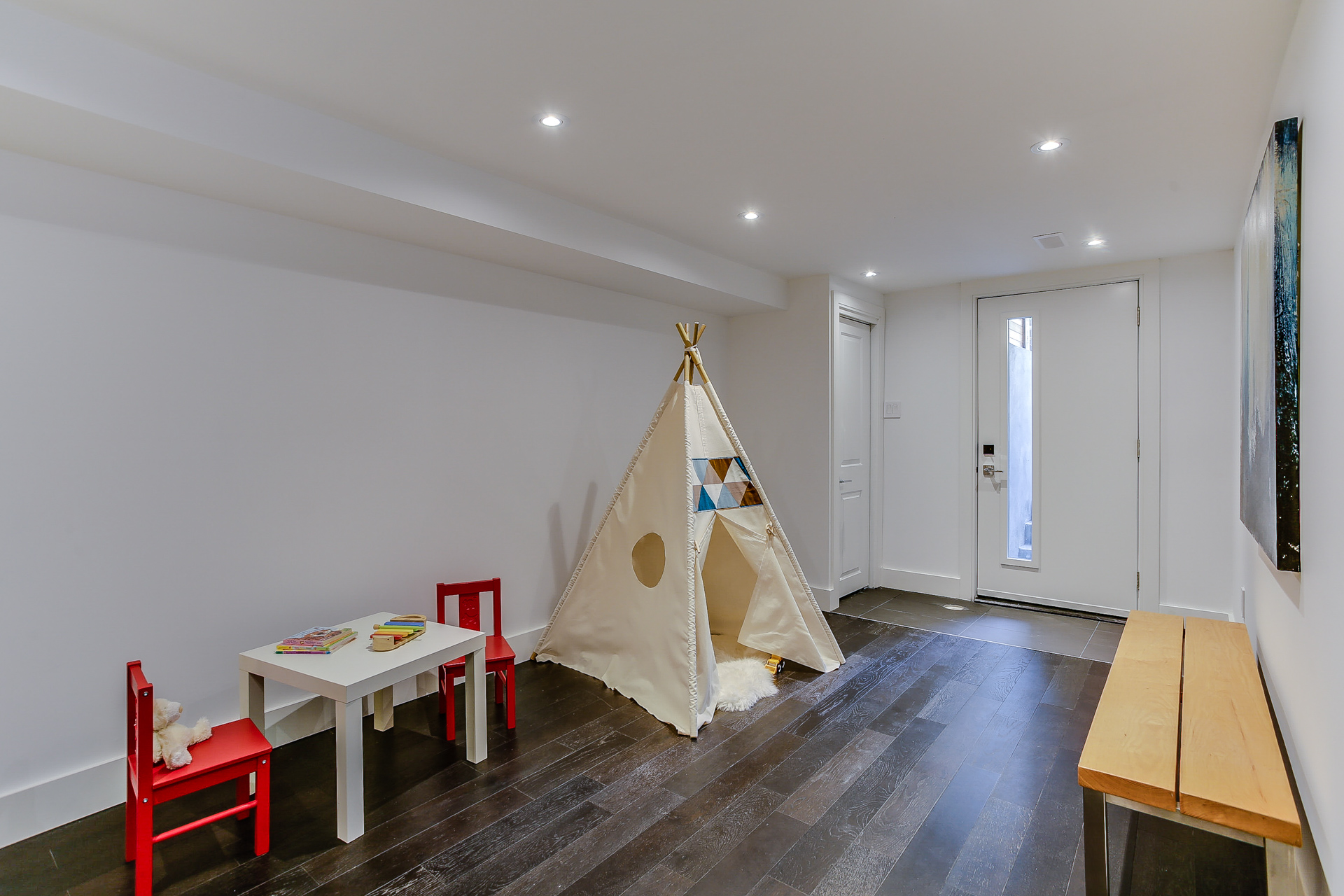 New Home Staging - Play Area
