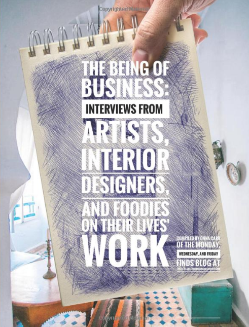 the being of business: interview with interior designer, Kimberly c. lyons