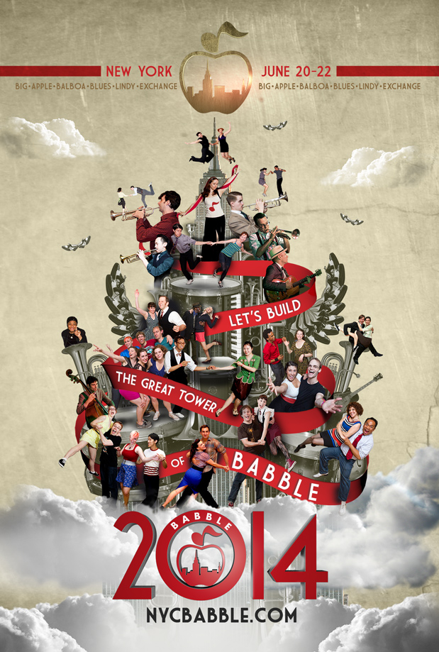 BABBLE 2014 POSTER