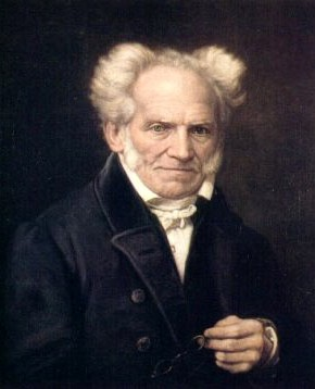 Schopenhauer looking even more dapper and dashing!