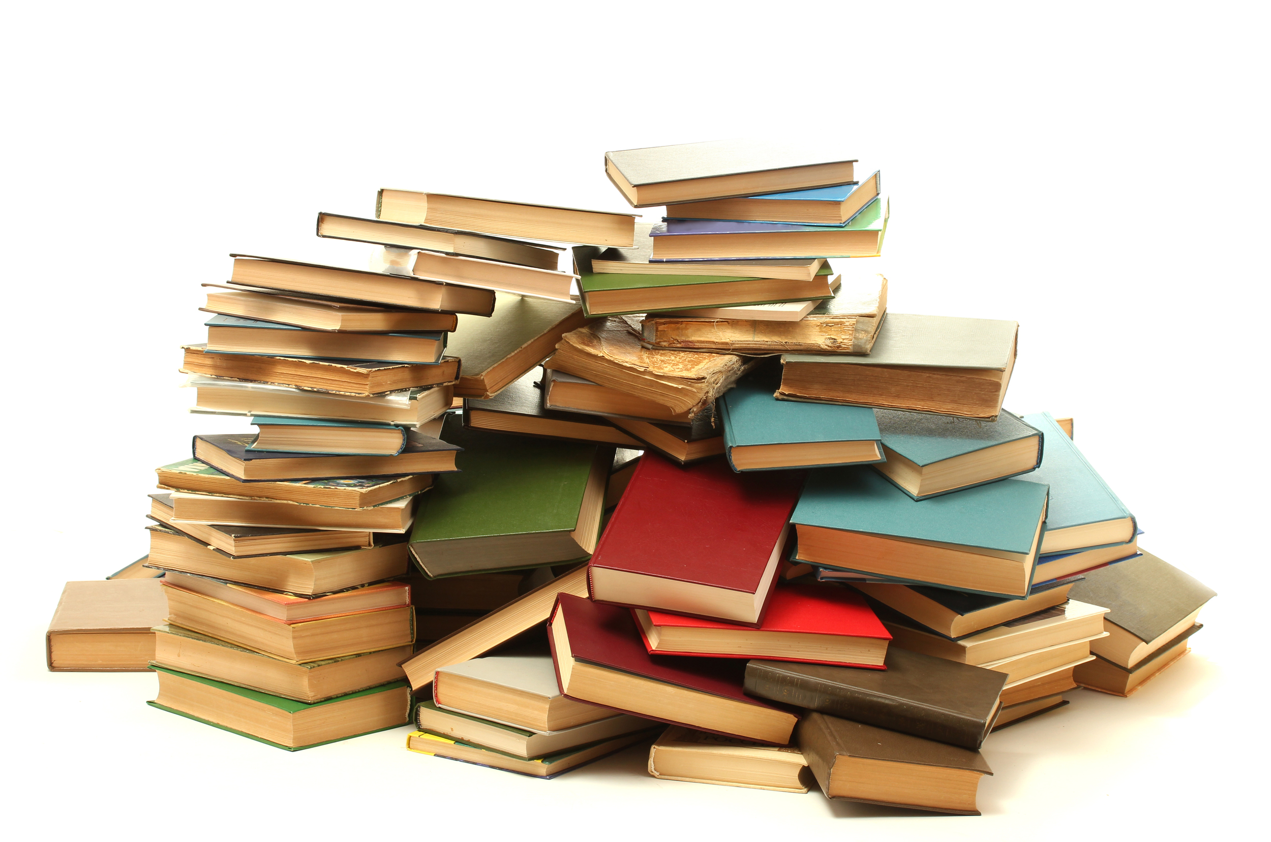 Total of 48 items (books, journals, magazines) read - 4,939 pages