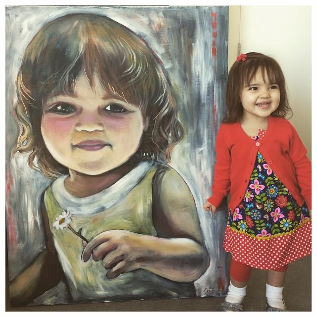 36x48 Acrylic on Canvas