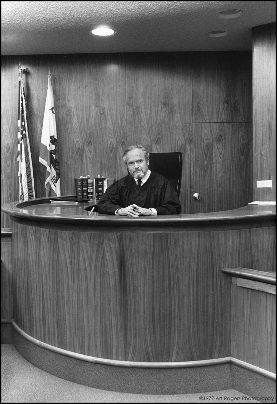 "Judge Baty, ""the law west of White's Hill,"" dies at 90"
