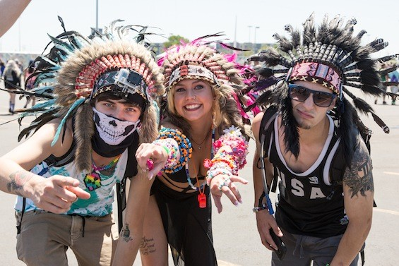 I Survived My First EDM Festival and Did Not Dance, or Thoughts on a Generation Undefined