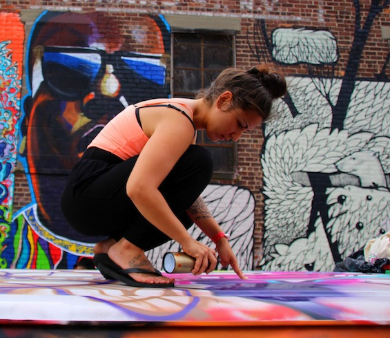 For Danielle Mastrion, There's Only One Way to Paint the Notorious B.I.G. in a New Light