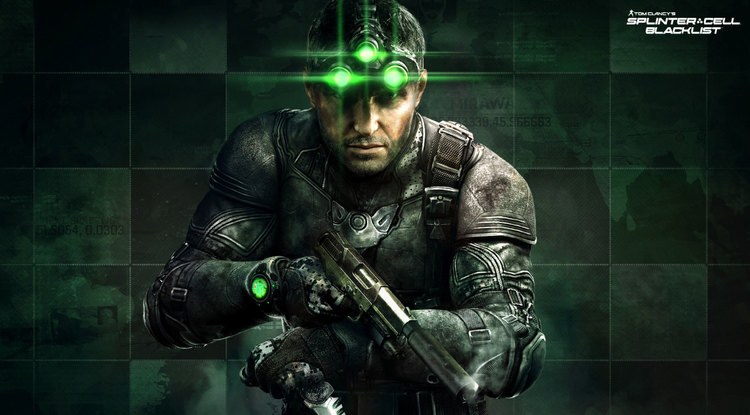 Splinter Cell Blacklist: In-Engine Opening Cinematic