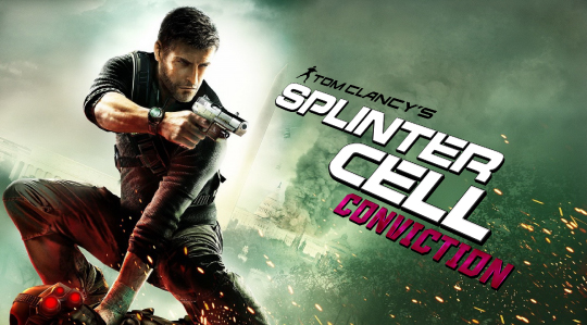 Splinter Cell Conviction: E3 Launch Trailer
