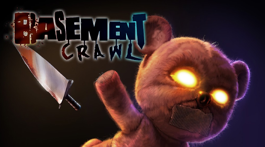Basement Crawl: Frozen CGI Launch Trailer