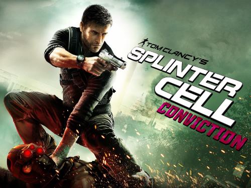Splinter Cell Conviction: E3 Launch Trailer