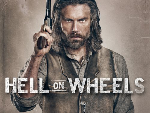 Hell on Wheels: Visual Effects