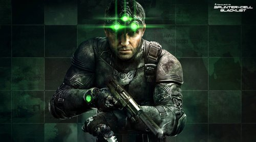 Splinter Cell Blacklist Opening Cinematic VFX