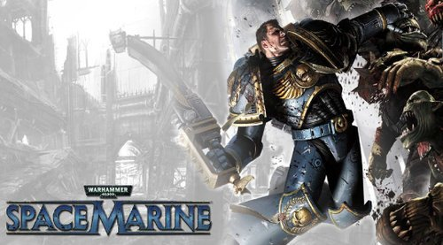 Warhammer: Space Marine In-Engine Animation