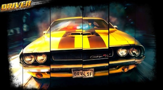 Driver San Francisco: In-Game Cinematics