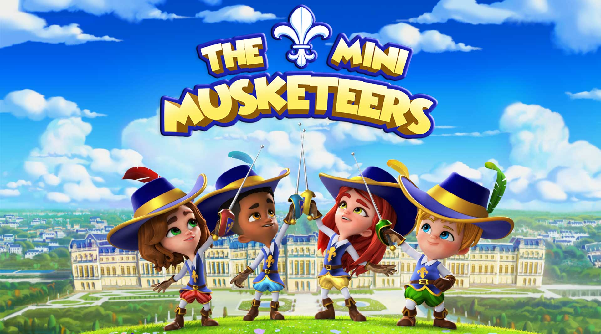 The Mini Musketeers: Series Trailer