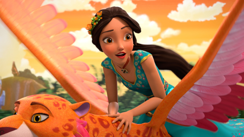 Elena of Avalor - Realm of the Jaquins