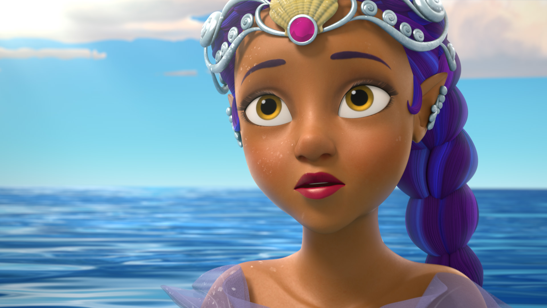 Elena of Avalor - Song of the Sirenas