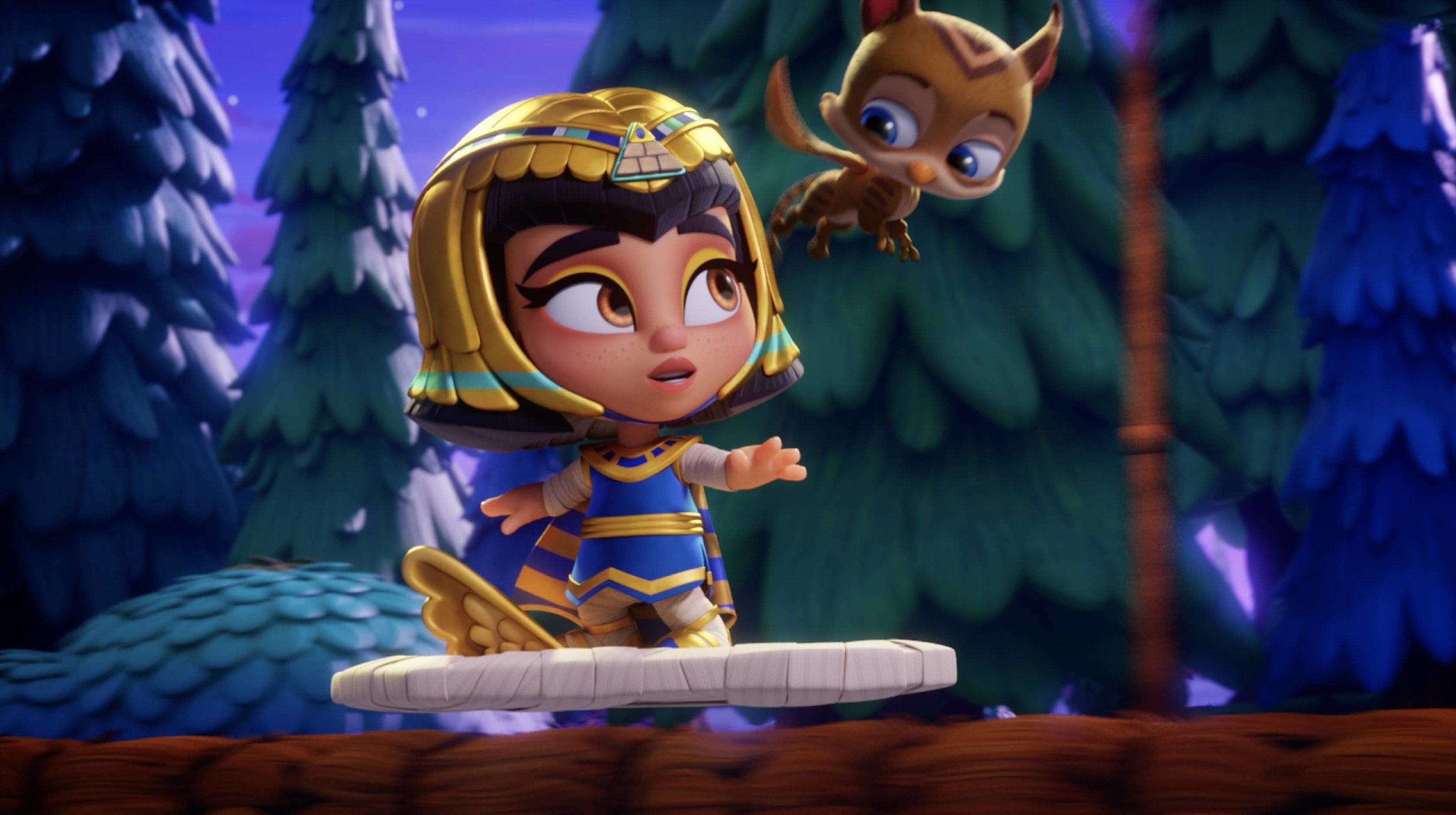 Super Monsters - Cleo
