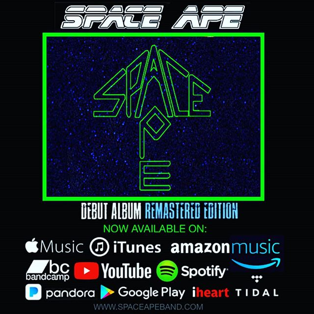 Re-mastered Edition of our 1st album is now available on #itunes #spotify #googleplay #amazonmusic #bandcamp #applemusic #pandora #iheartradio #tidal & more! Bandcamp link in bio Special thanks to the production team: @serflingaudio & @crystalclearsounddallas