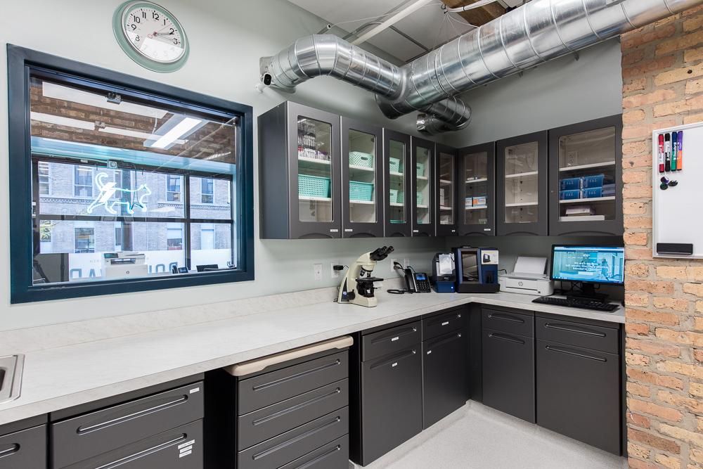 BLVD Vet River North In House Lab