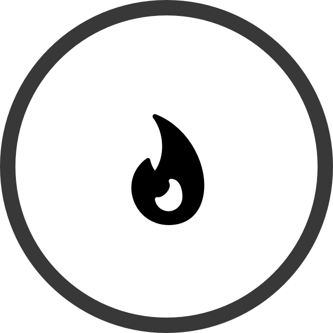icon Burner logo