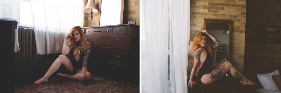 toronto boudoir photography