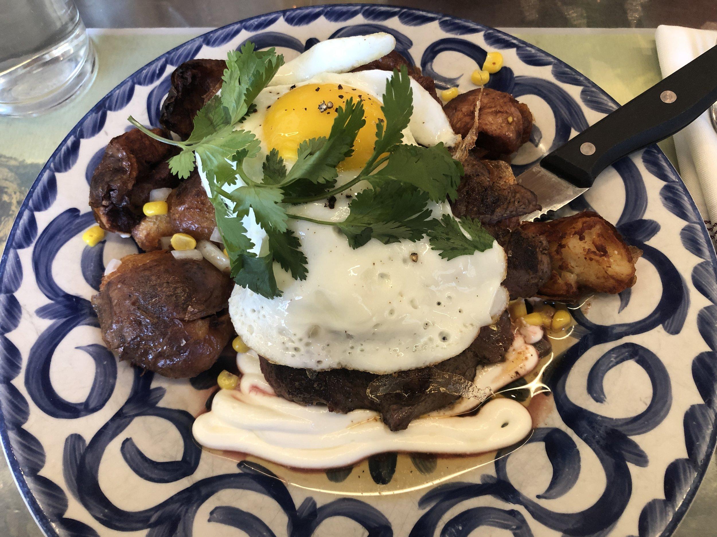 incredible eats at Dove's