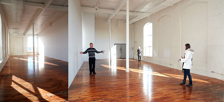 The Blank Studio