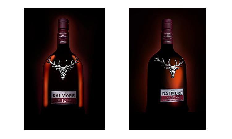 Dalmore Scotch Whiskey Hero Shots