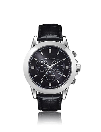 Example of a standard watch catalog photo on white.
