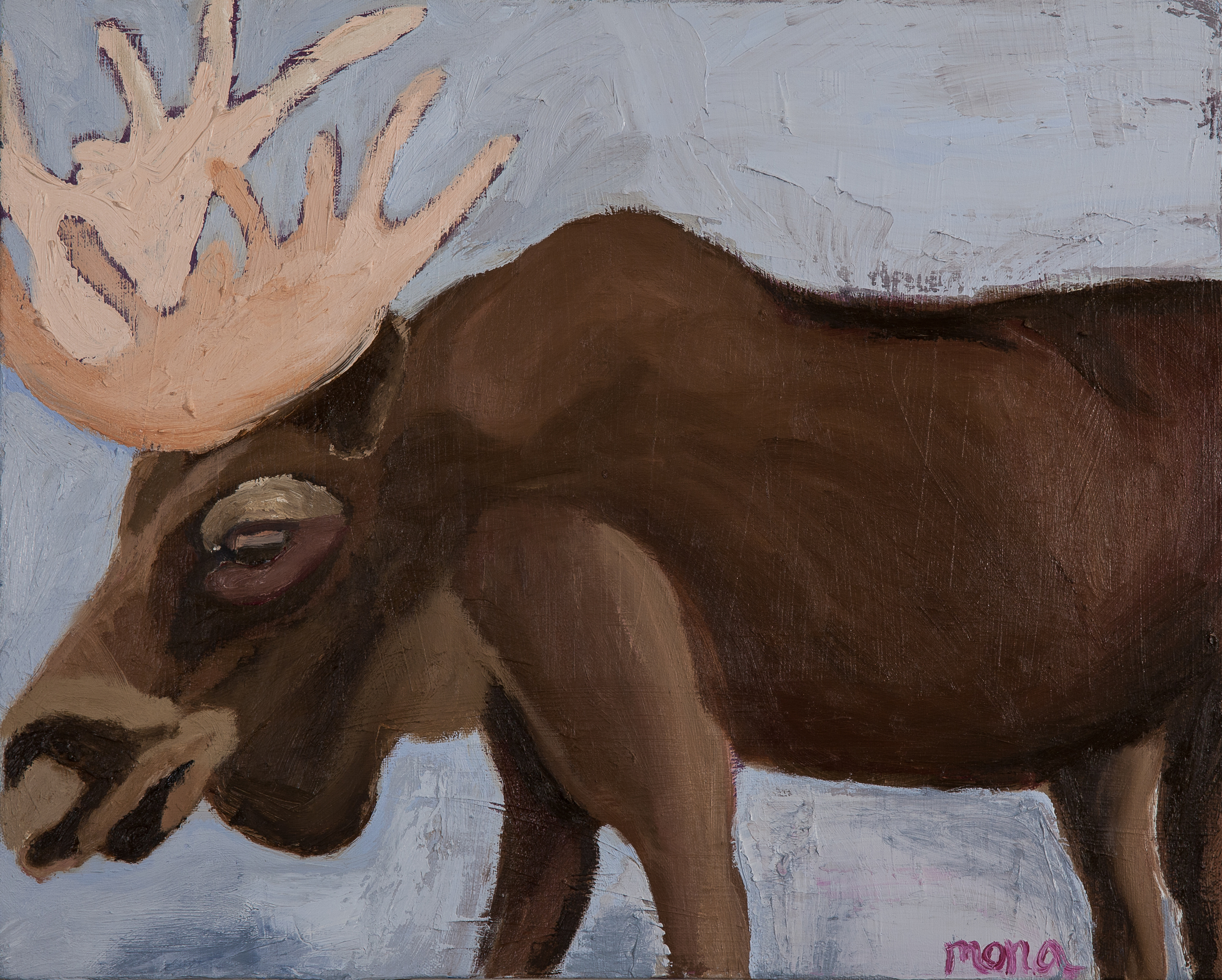 Animal Spirit ::: Moose