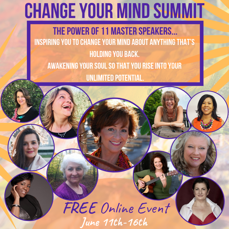Was delighted to be interviewed as a Summit speaker for the Inaugural Change Your Mind Summit! -
