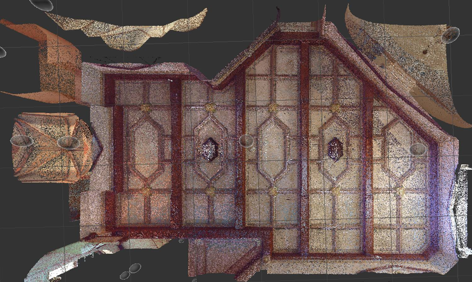 Reflected Ceiling Plans