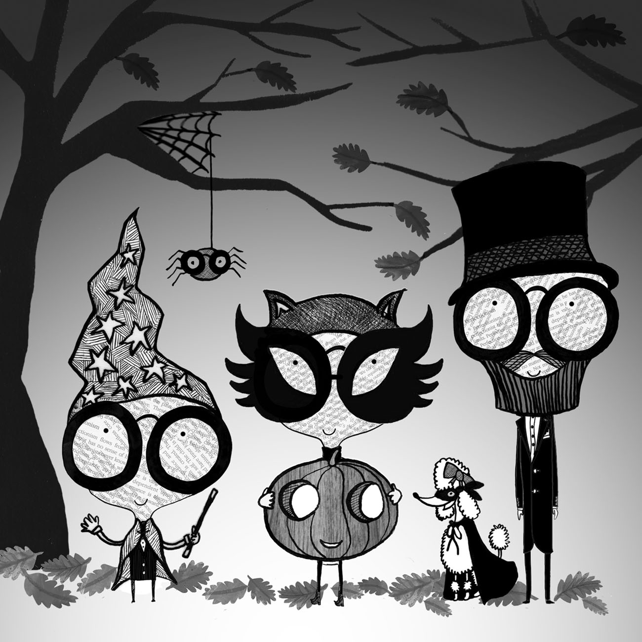 Spooky Priggs Family