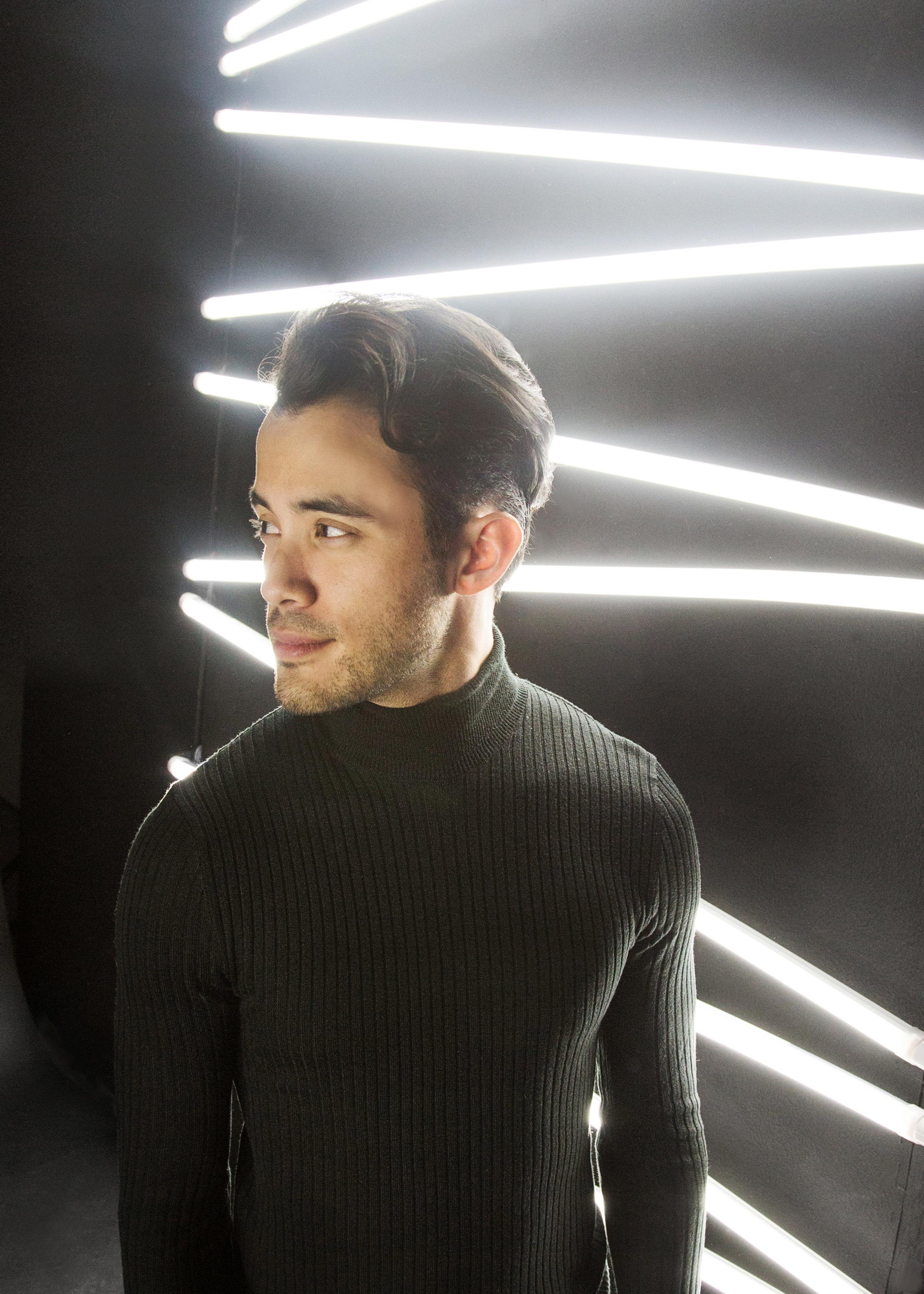 photo: Lanly le • light design: Darren Sarkin • Hair: David Dang