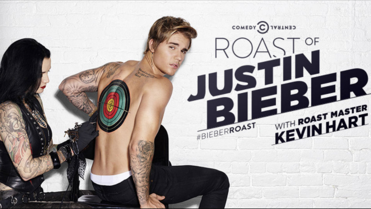 Comedy Central's Roast of Justin Bieber