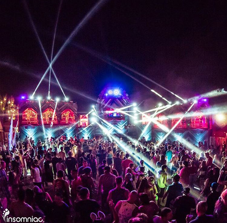 Nocturnal Wonderland 2015