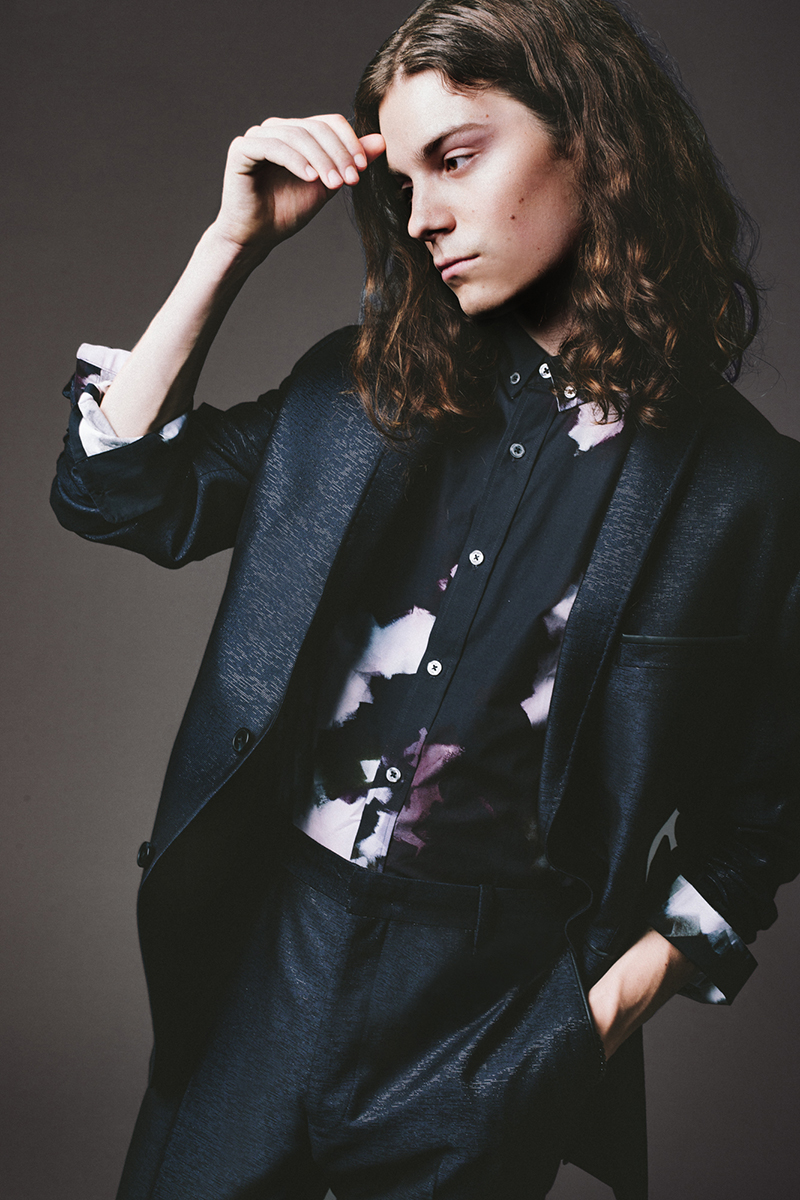 Esquire Magazine's interview with Børns