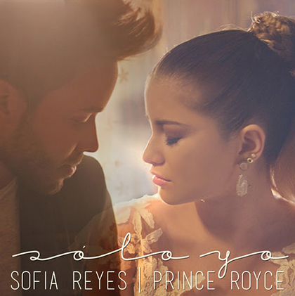 """Sofia Reyes featuring Prince Royce - """"Sólo Yo"""""""